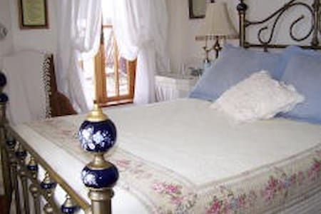 The Walt Whitman Room - 懷爾德伍德(Wildwood) - 家庭式旅館