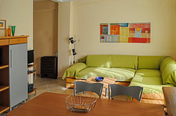 Modern family holiday apartment Kalithea Halkidiki