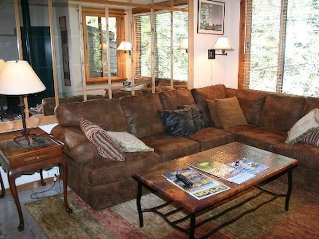 4060 Ski Trails - Amazing ski in ski out condo