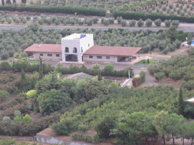 Torre de Aubi - Riudoms - บ้าน
