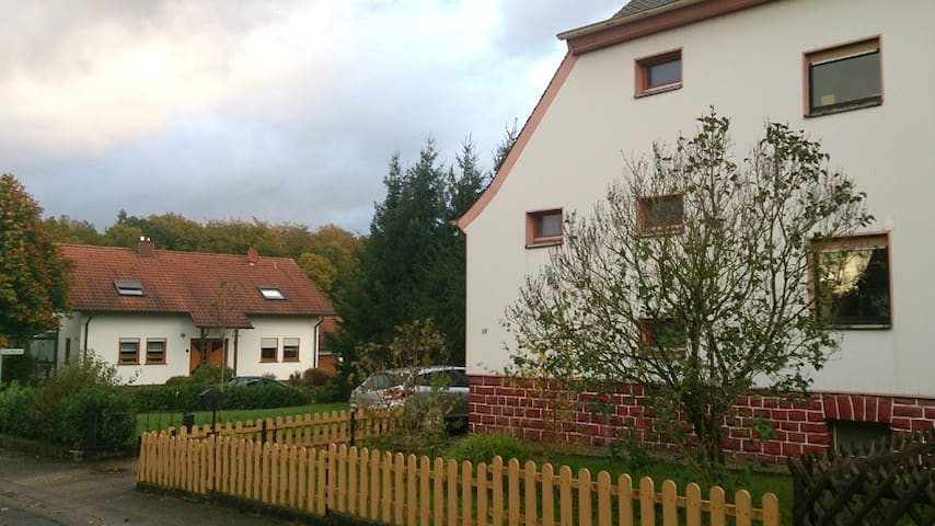 Townhouse at 3borders region D/L/F - Perl - Hus