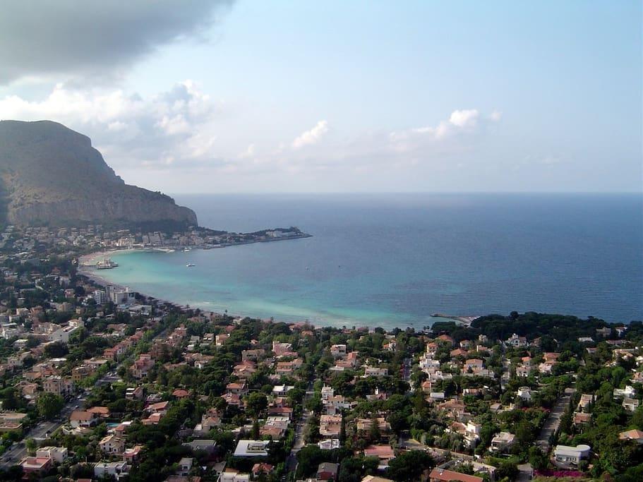 Panorama Mondello