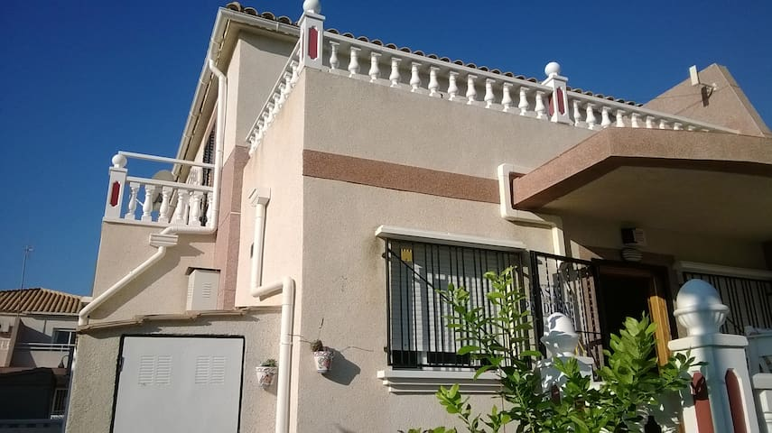 Spagna Cabo Roig Casa Pandora - Cabo Roig - Cabin