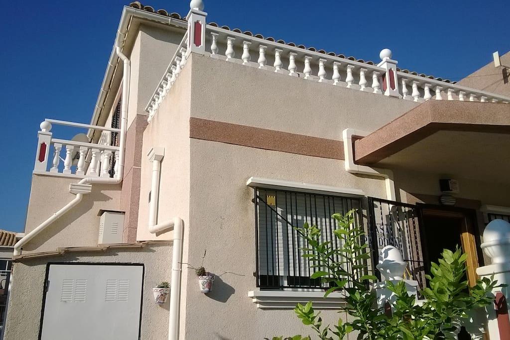 Spagna cabo roig casa pandora cabins for rent in cabo for Piani di casa sulla spiaggia su palafitte