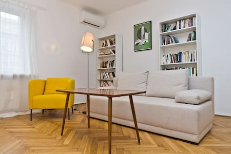 Charming flat in the very centre! - วอร์ซอ - อพาร์ทเมนท์