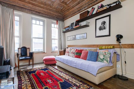 Lovely Flat for two persons - Istanbul - Loft