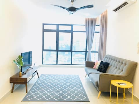 Selayang 18 Residences (With Wifi 100Mbps)