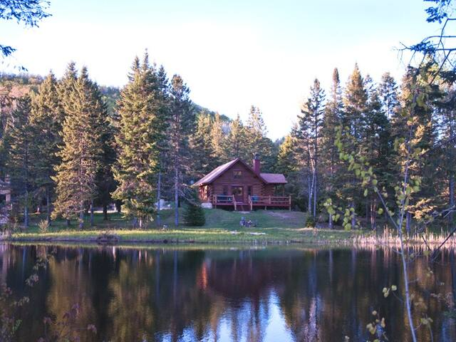 Chalet le caribou - wentworth-nord - Chalet
