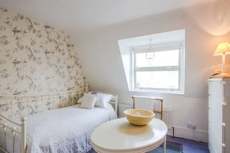Charming single bedroom by the sea. - Herne Bay - Bed & Breakfast