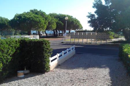 AU CALME ENTRE VILLE ET PLAGE - Marseillan - Apartment