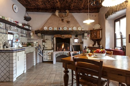 b&b Dove comincia la bella Italia - Beura Cardezza  - Bed & Breakfast