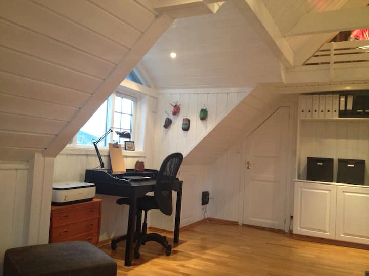 Cosy loft studio apartment!
