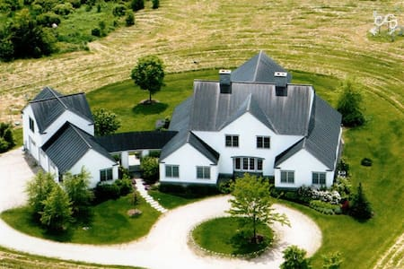 Sunset Ridge: VT Country Retreat Near Middlebury - Cornwall - Casa