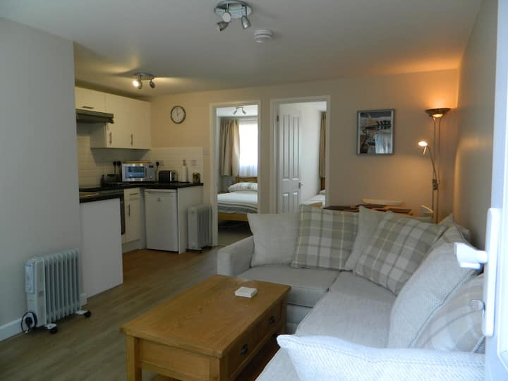 Hemsby beach holiday lets, seaside chalet 214