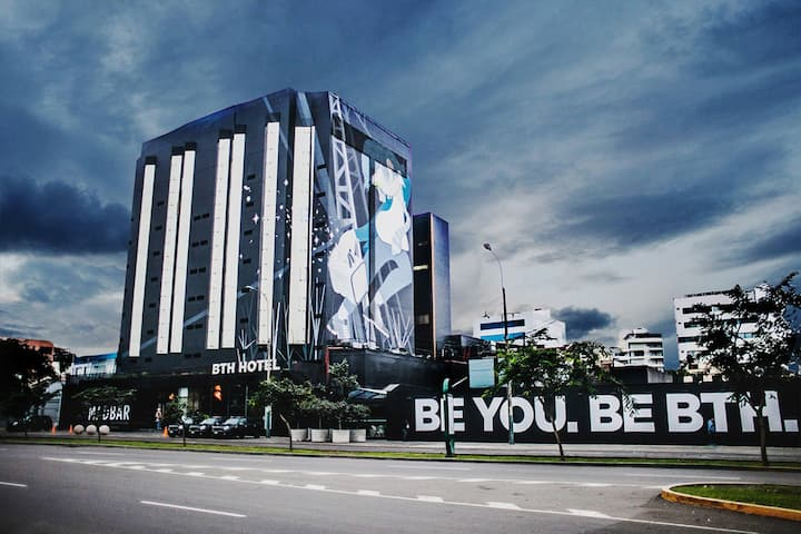 BTH Hotel Boutique Concept