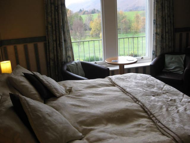 Double/Twin with views of the surrounding fells