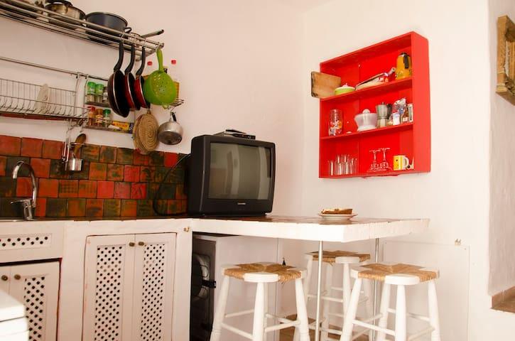 Comfi studio in  Old Town center