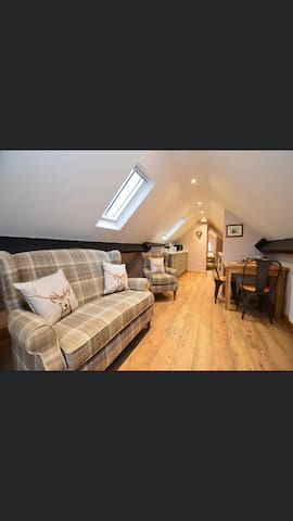 Townsend Cottage - beautiful new barn conversion