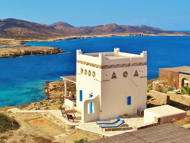 Haus Georgios am Meer - Cyclades - Casa