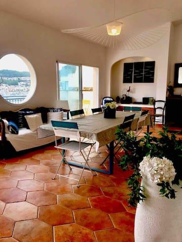 Appartement Puerto Solller plage  Magnifique vue