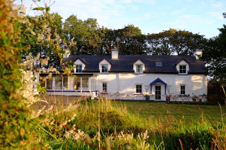 The Stonemasons Cottage, Courtmacsherry.