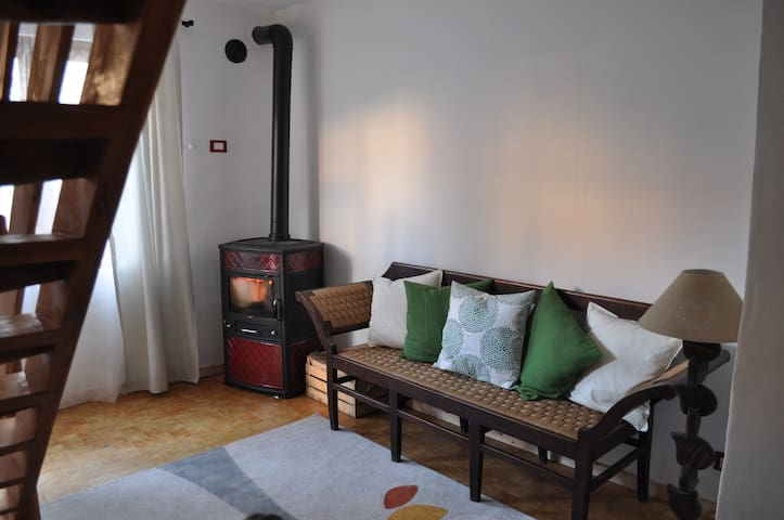 Double room in Family B&B - Cascinette d'Ivrea