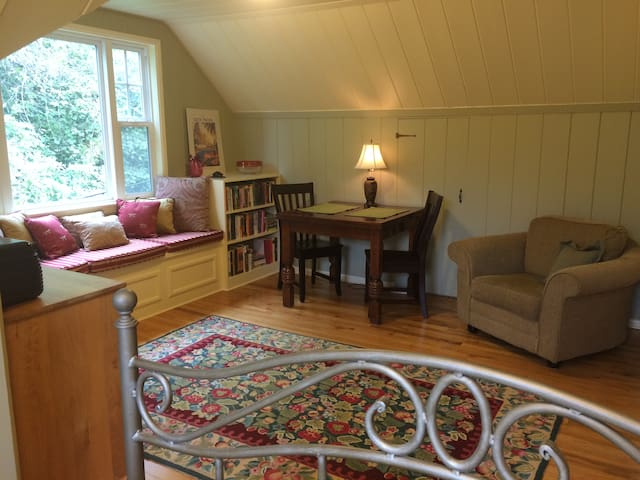 Secluded home near Lewis & Clark - Portland - Hus