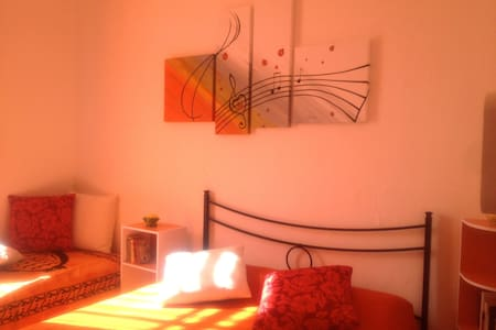 Rooms in the historic center of Arborea - Arborea - Apartament