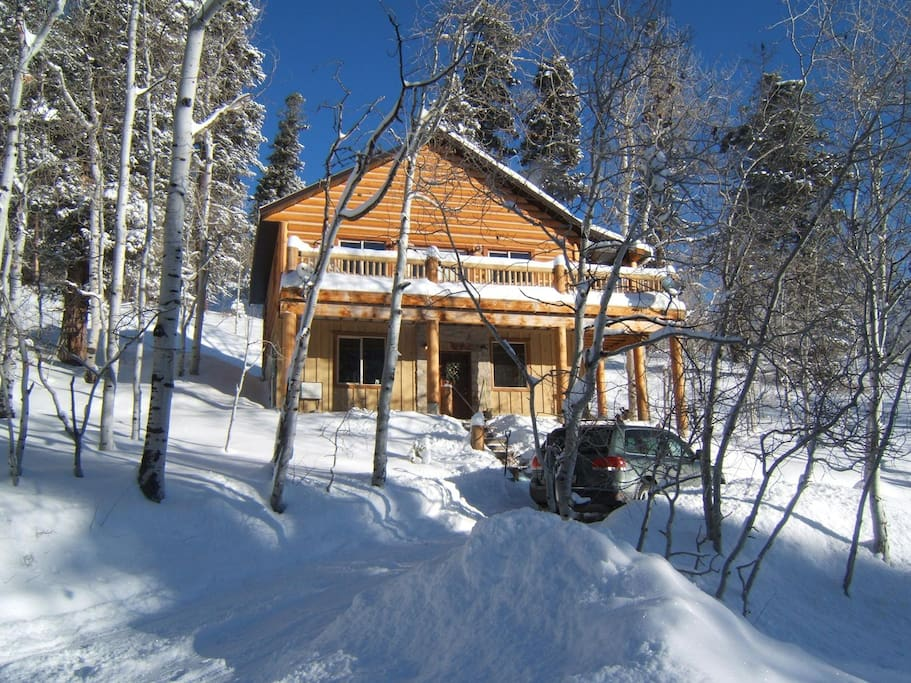 Park city mountain cabin adventure cottages for rent in for Affitto cabina park city utah
