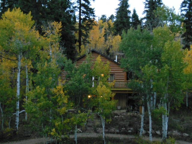 Park City Mountain Cabin Adventure - Coalville - Srub