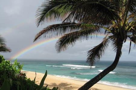 Surfers & Writers Paradise - Haleiwa
