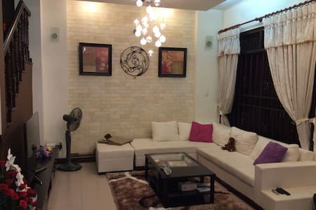 Beautiful house in center of Thao Dien, Dist.2 - District 2