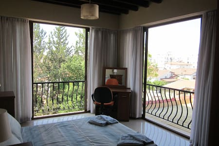#4 Sleeping with stars!/Double room - Nicosia