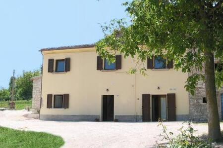 independent reporting house with ga - Cagli - Apartment