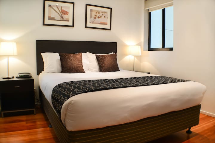 Inner BNE City 2 bedroom apartment - Brisbane - Apartment