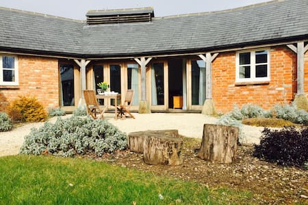 A peaceful retreat in Oxfordshire - Shellingford - Inny