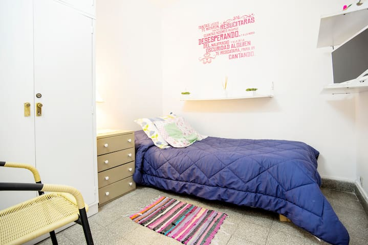 Private room in Recoleta!!!! - Buenos Aires - Wohnung