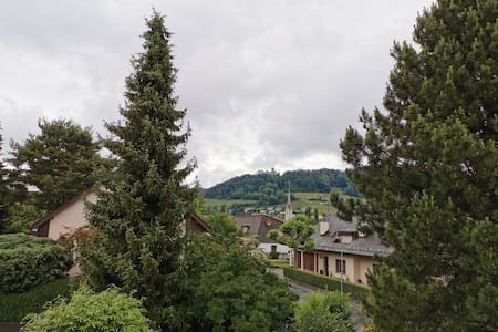 3 ½ Zimmer - Wohnung in Rheinnähe