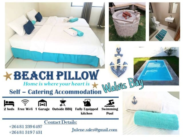 Beach Pillow Self-Catering Accommodation