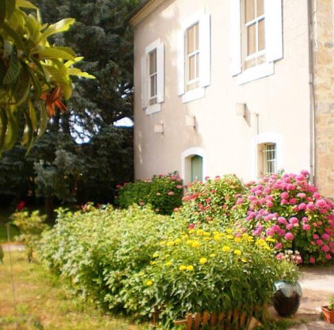 Maison avec piscine - Boucoiran-et-Nozières - Σπίτι
