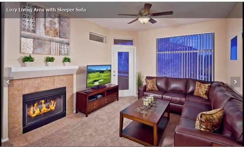 Scottsdale Luxury Condo Sleeps 6
