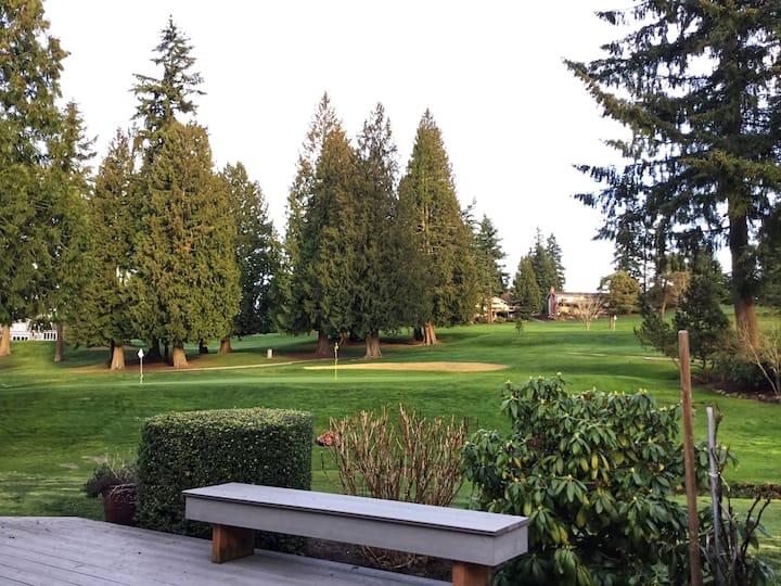*貴族休閒*高爾夫球場獨立房間, 適合想愜意放鬆旅行的人們,可加購高爾夫球、滑雪、爬山、臉部保養服務