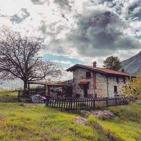 Landhaus Terre Sane Ferienhaus