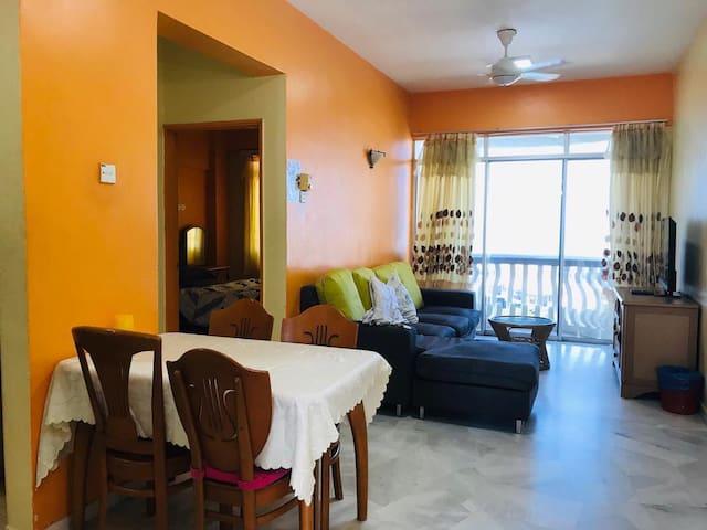 Glory Beach Resort 2 Rooms Apartment
