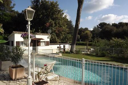 Appartement dans résidence privée - Biot - House