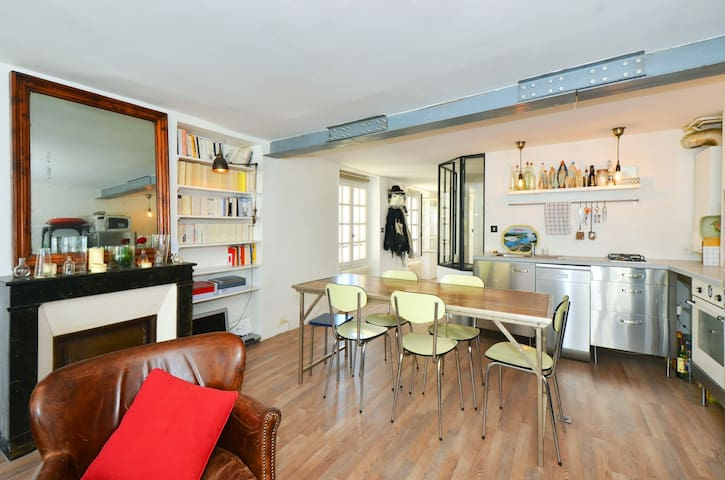 Apt in the heart of Montmartre