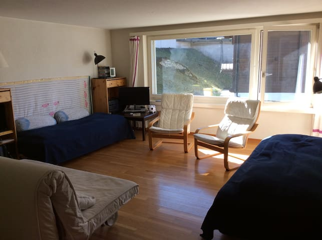 Sunny flat in central Andermatt - Andermatt