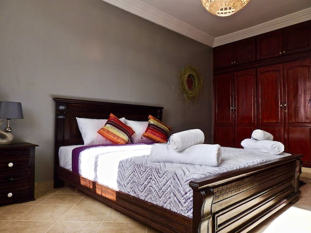 Deluxe Double Room at Offshore Surf Morocco
