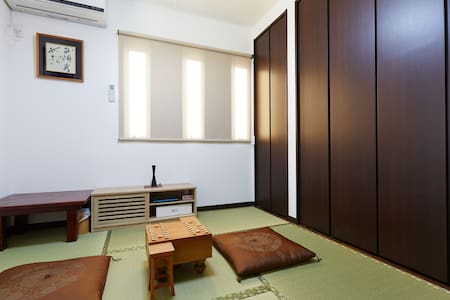 a typical japanese style room