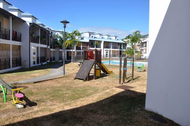 Appartement confortable Residence securisée